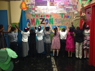About Me: Teaching in the Big Apple