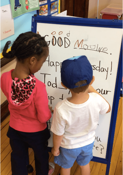 Joyful and Illiterate? – Try Anxious and Overworked Kindergarteners