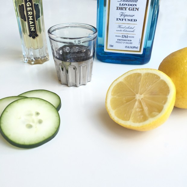 Cucumber Collins | ELL.