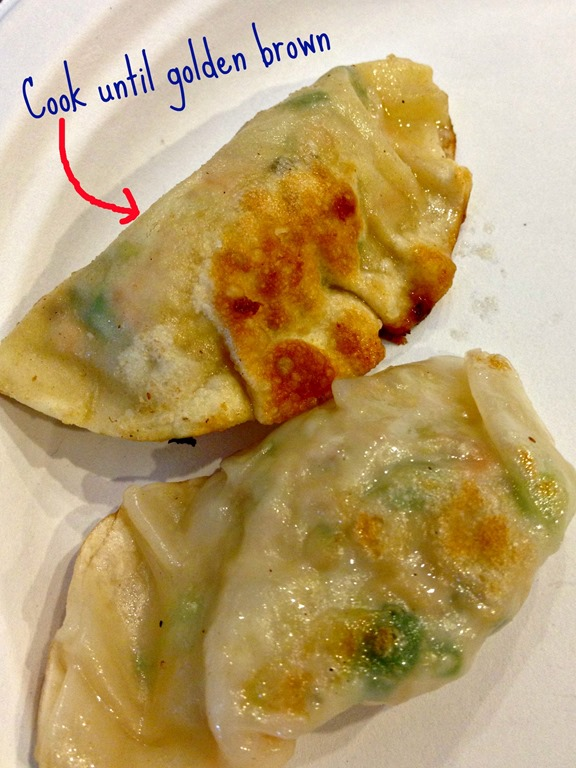 Delicious (and easy) Pot Stickers Recipe - The Enchanting Life
