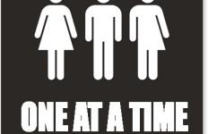 transgender bathroom solution