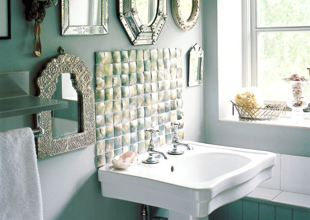 Decorating With Mother Of Pearl The English Home