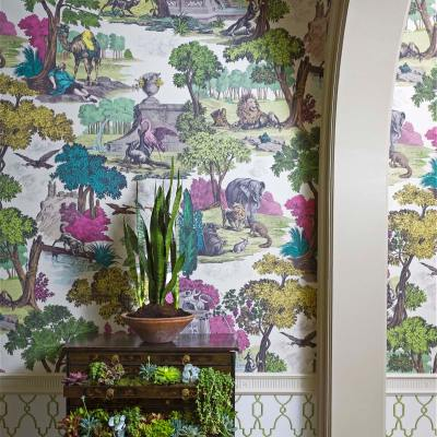 Wallpaper Love: Cole & Sons Folie Collection   The English Room