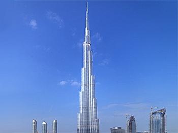 World's Tallest Building, Burj Dubai, Renamed Burj Khalifa | The Epoch Times