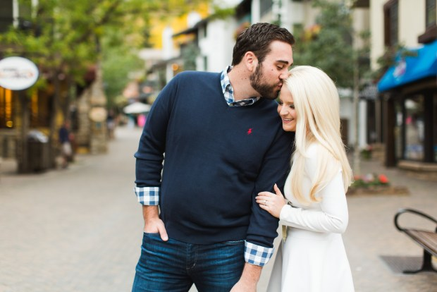 The Everyday Hostess and Jackie Cooper Photo Engagement Photos
