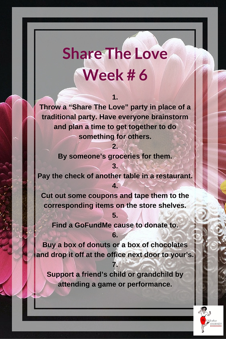 Share The Love Week #6, Love and Valentines, Wonderful Wednesday Linky Party