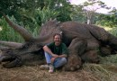 Cecile the Triceratops Killed in Zimbabwe