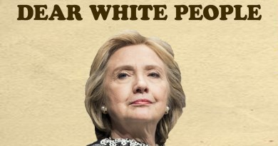 Whites Looking Forward to Hillary's Talk With Them