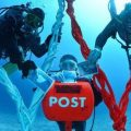 Underwater Post Box