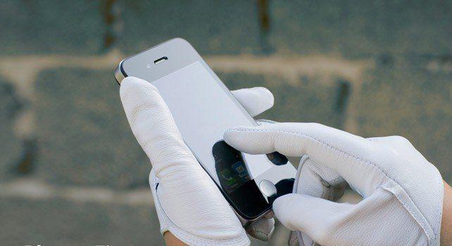 Phone Fingers
