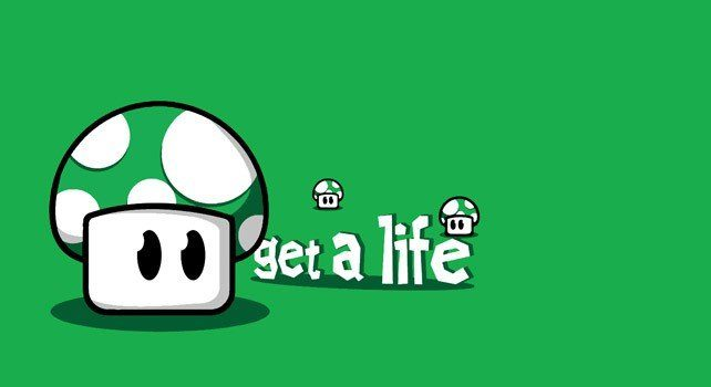 Mario Mushroom - Get A Life