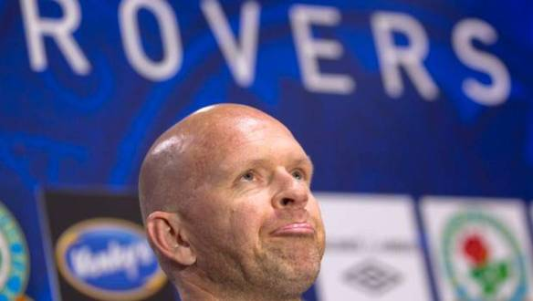 Glum: Managing Blackburn brought Berg little joy