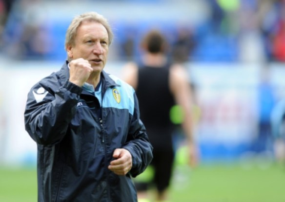 Warnock celebrates a victory but it hasn't been all plain-sailing for him