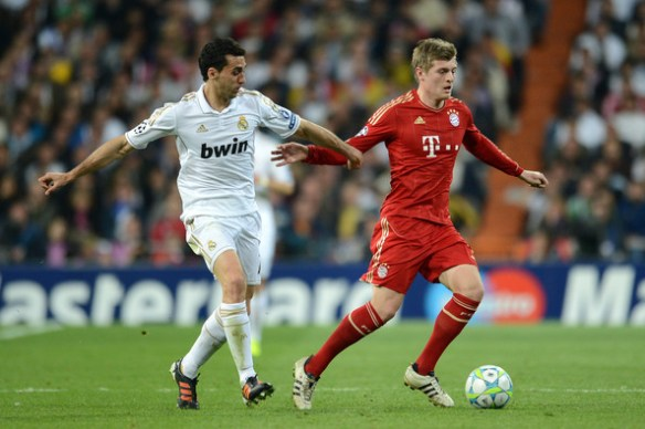 Bayern Munich's Toni Kroos - an underrated number 10
