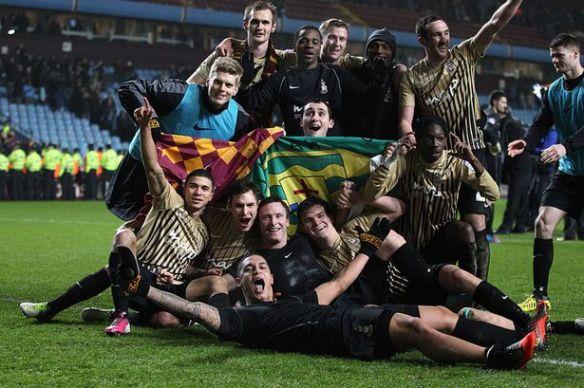 Aston+Villa+v+Bradford+City+-+Capital+One+Cup+Semi-Final+Second+Leg
