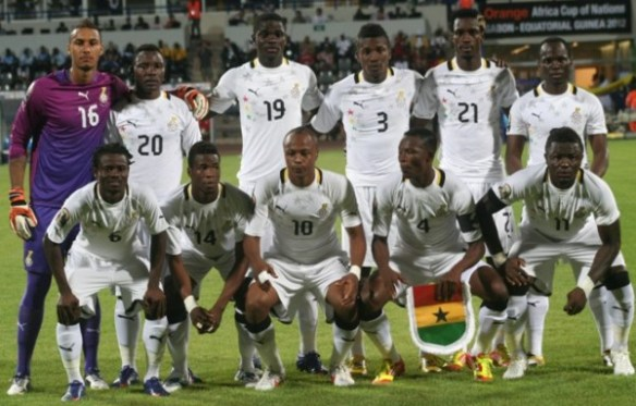 Ghana - The Black Stars