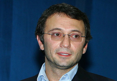 Fingers in many pies: Suleiman Kerimov, billionaire owner of Anzhi