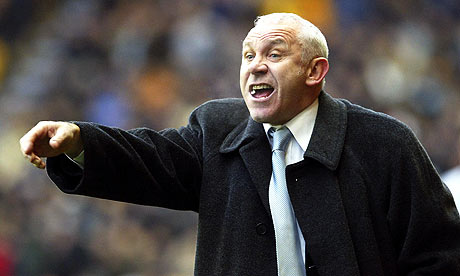 Calling the shots: Commonwealth manager Peter Reid