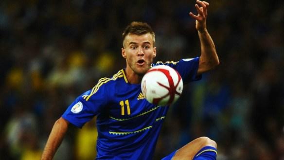 Andriy+Yarmolenko