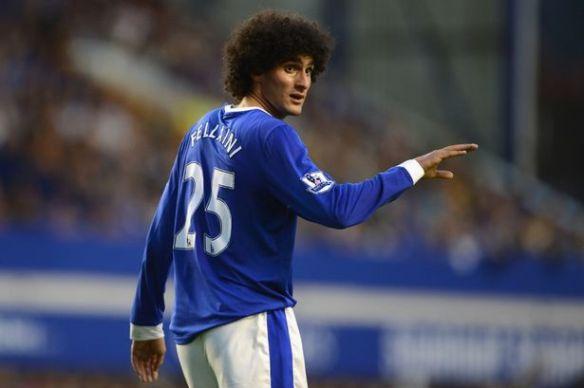 Everton+v+Manchester+United+-+Premier+League