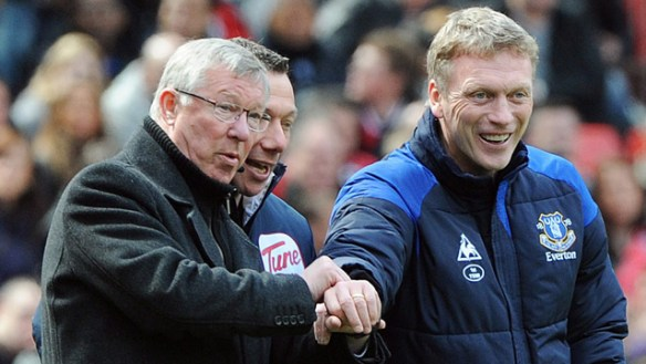 Who will replace Sir Alex Ferguson at Manchester United? - video