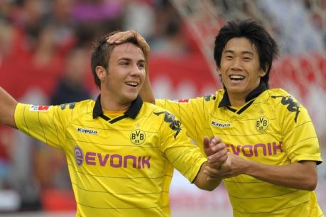 From Sahin, to Kagawa, to Gotze: Dortmund are becoming used to finding new sources of inspiration with each passing summer...