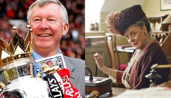 Dowager Fergie