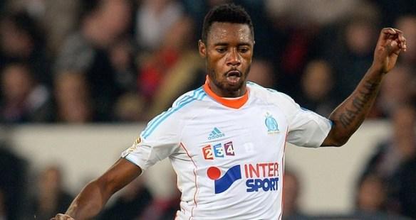 Marseille's Nicolas N'Koulou
