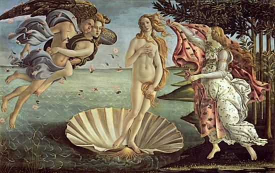Italian_Renaissance_Birth_of_Venus-by-Sandro-Botticelli-1486-in-Uffizi-Museum-in-Florence