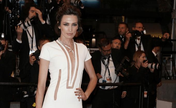 Nieves Alvarez Cannes (20 mai 15)