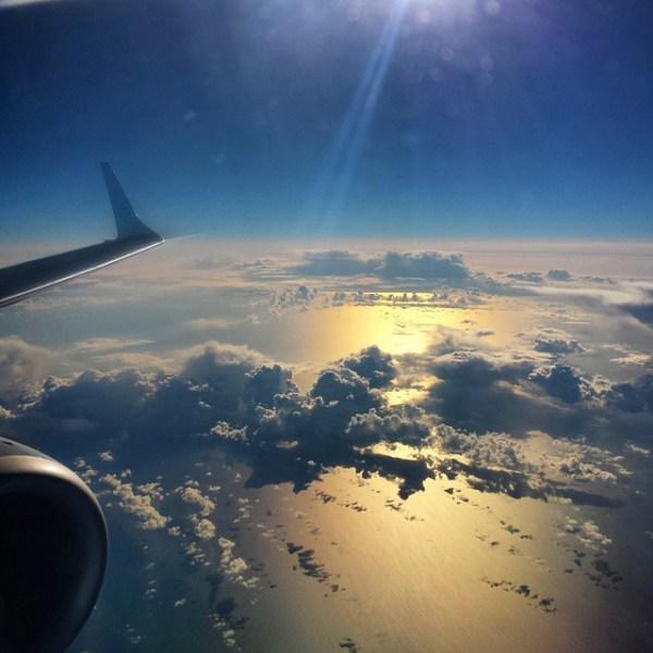 fashionmoodboard stewardess vliegen
