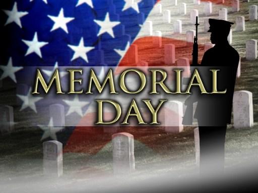 Happy Memorial Day