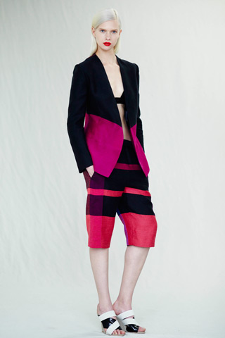 narciso rodriguez resort 2012