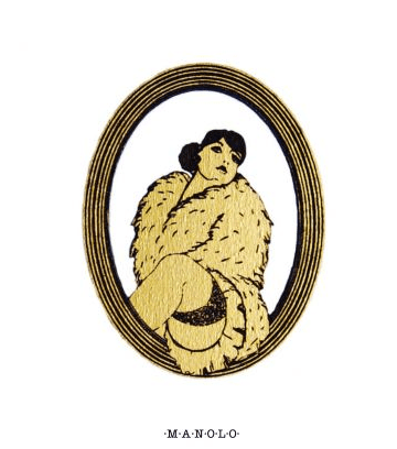 FRANCESCA-walnut brooch
