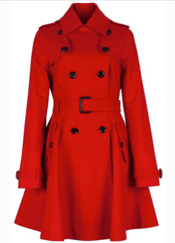 Ted Baker Nexaa Full Skirted Coat