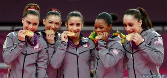 US Women's Gymnastics Team