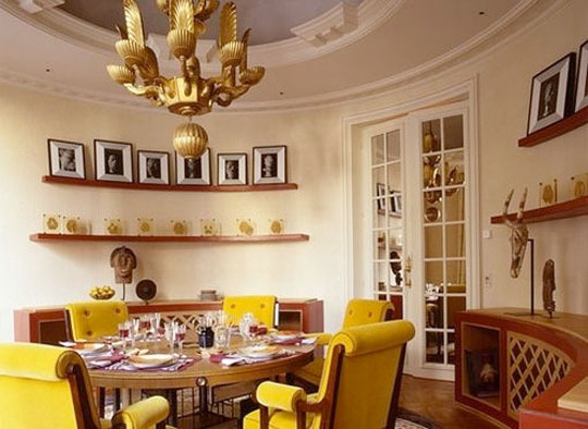 Round Dining Rooms
