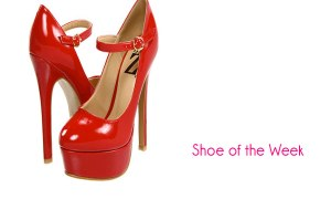 Type Z Lolla Mary Jane Pump High Heels