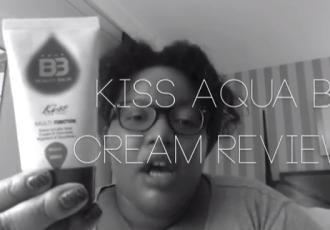 Kiss Aqua BB Cream
