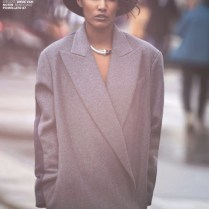 Sessilee Lopez for Marie Claire Italia Spetember 2013