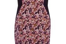 Double Silk Black Panel Dress - $578.60 [White Label]