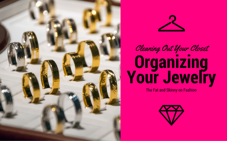organizing your jewelry