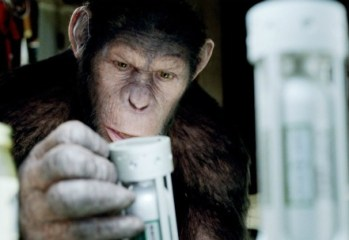 Rise of the Planet of the Apes - inside