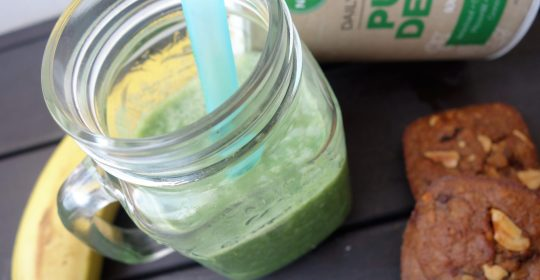 green smoothie pure detox natural mojo thefitnesstheory