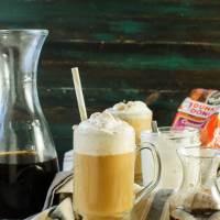 Cinnamon Flavored Cold Brew Coffee