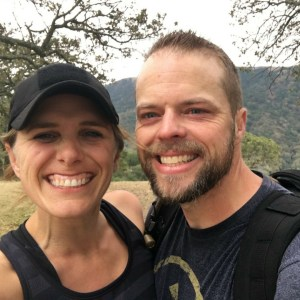 hike with hubby