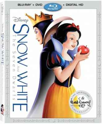 Snow White And The Seven Dwarfs- New Walt Disney Signature Collection
