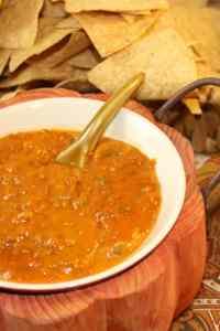 Chorizo and Cheese Dip - The Foodie Affair