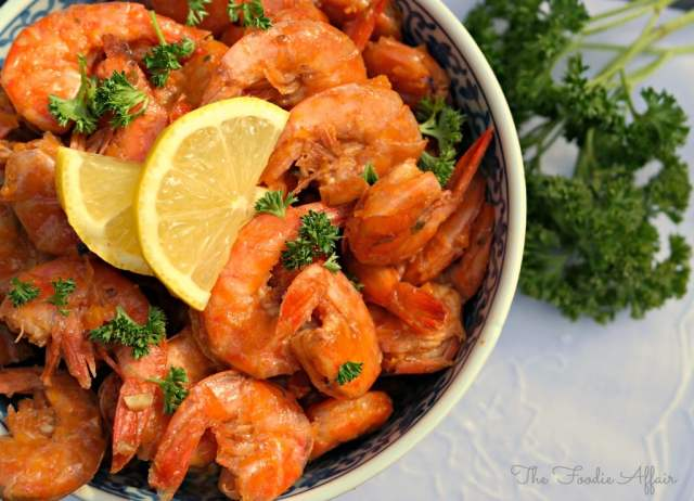 BBQ Shrimp New Orleans Style | The Foodie Affair