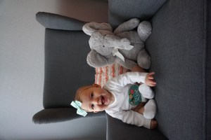 Lavinia Grace: 6 Month Update